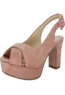 Sandália Arrive Fashion Cris Rose
