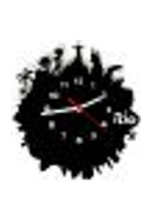 Relógio De Parede Decorativo - Modelo Rio De Janeiro