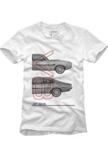 Camiseta Reserva Gt 78 Masculina - Masculino-Branco