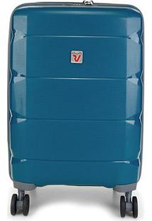 Mala Bordo Roncatto York Pequena - Masculino-Azul