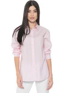 Camisa Colcci Angélica Rosa