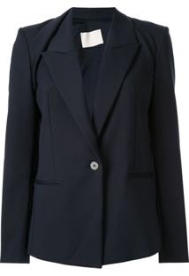 Dion Lee Blazer Binary - Azul