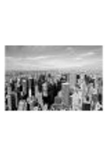 Painel Adesivo De Parede - Nova Iorque - Cidade - 734Pnp