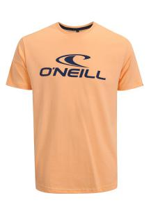 Camiseta O'Neill Estampa Corporate - Masculina - Coral