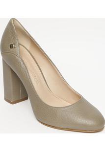 68b834680 R$ 109,99. Privalia Sapato Tradicional Em Couro ...