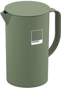 Jarra Casual Com Tampa- Verde Pantone®- 2L- Brinbrinox