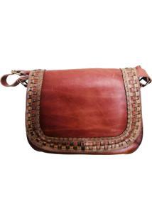 Bolsa Cintos Exclusivos Vermelho
