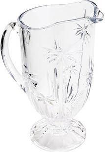 Jarra Palm Tree- Cristal- 1,5L- Rojemacrojemac
