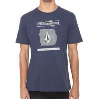 Camiseta Volcom Silk Volcom I D - Masculino 02e450df5a75b