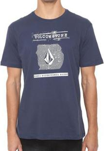 Camiseta Volcom Silk Volcom I D - Masculino