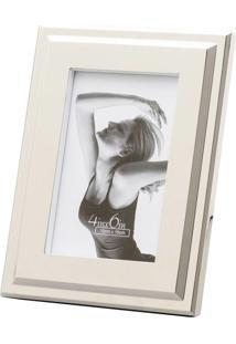 Porta-Retrato Branco 20X25 Wise 3641 Lyor Classic