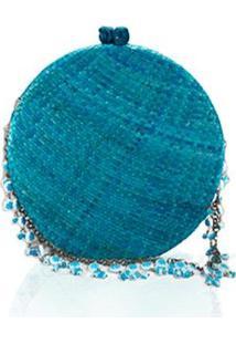 Bolsa Mimi Marie Maggie Feminina - Feminino-Azul