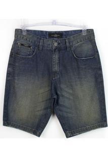 Bermuda Jeans Masculina Acostamento 60116034 - Masculino