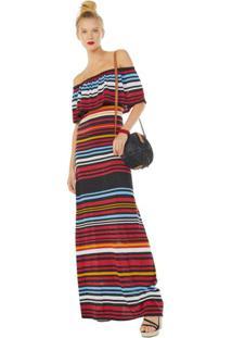 92ece45b02 Vestido Lurex Trico feminino