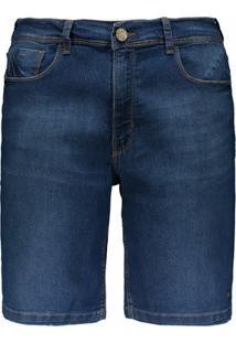 Bermuda Hang Loose 5 Pockets Jeans - Masculino