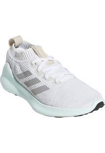 Tênis Adidas Purebounce Feminino - Feminino-Cinza+Azul