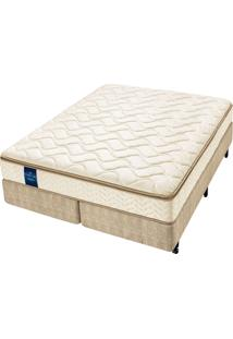 Cama Box King Molas Ensacadas Americanflex Gold Gel 193X203X64Cm