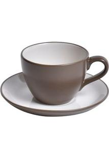 Xícara Para Café Comfort 90Ml Spicy Cappuccino