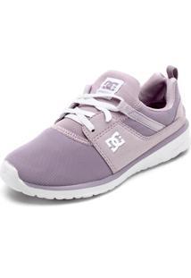 997ce0969a ... Tênis Dc Shoes Cadarço Roxo