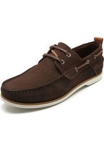 Sapato Couro Reserva Aron Marrom