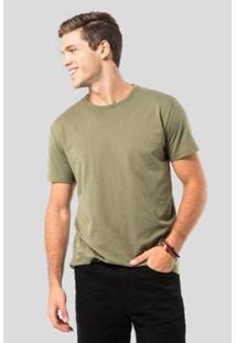 Camiseta Reserva Imp Enxuto Pima Careca Verão 17 - Masculino-Marrom