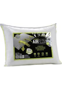 Travesseiro Airflow- Branco- 10X70X50Cmaltenburg
