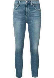Citizens Of Humanity Calça Jeans Slim - Azul
