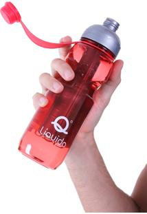 Squeeze Cooler Líquido Vermelho Único
