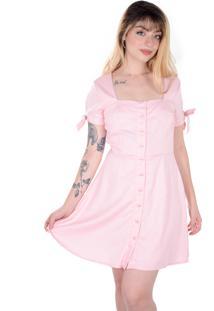 Vestido Boneca Rosinha