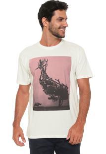 Camiseta Reserva Vento Off-White