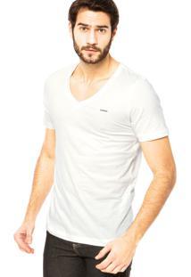 Camiseta Sommer Basic Off-White