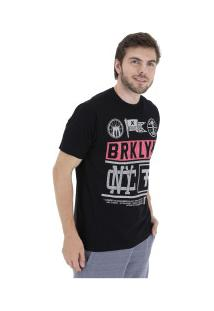 Camiseta Fatal Estampada 20268 - Masculina - Preto