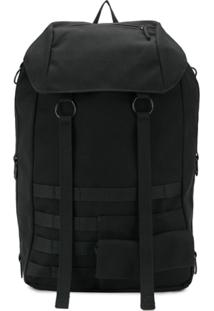 Eastpak X Raf Simons Oversized Backpack - Preto