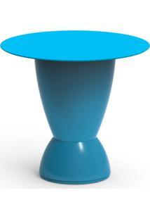 Mesa De Centro Argo Azul