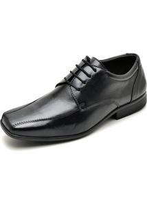 40eed328e7 ... Sapato Social Em Couro Numeração Especial Diniz & Fernandes Preto