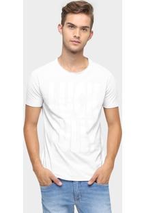 Camiseta Calvin Klein Estampa - Masculino