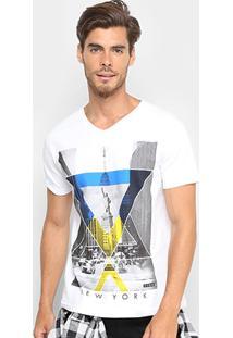 Camiseta Tigs New York Masculina - Masculino