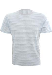 Camiseta Alma De Praia Listrada - Masculino