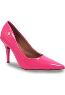 Scarpin Bico Fino Vizzano Neon - Feminino-Pink