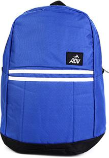 Mochila Up4You Listras - Masculino-Azul