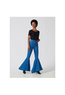 Calça Godê Delavê-Amapô Jeans