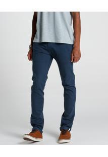 Calça Skinny Sarja Color