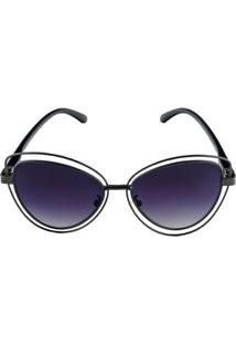b251b71e42f5a R  59,90. Netshoes Óculos De Sol Khatto Cat Gladiador Feminino ...
