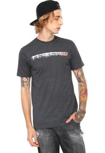 Camiseta Volcom Courtesy Grafite