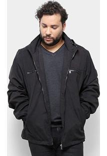 Jaqueta Plus Size Delkor Masculina - Masculino