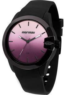Relógio Mormaii Analógico Sport Feminino Mo2035Bc8G Preto