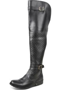 Bota Over The Knee Luma Ventura Standard 003 Preto