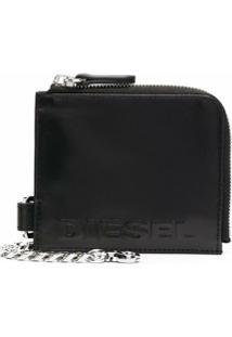 Diesel Clutch Com Zíper - Preto
