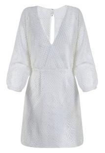 Vestido Vergara Branco