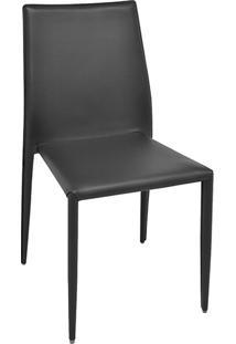 Cadeira Amanda Preta - Rivatti